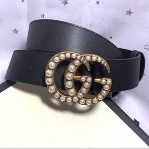 Some Gucci belt we have in stock